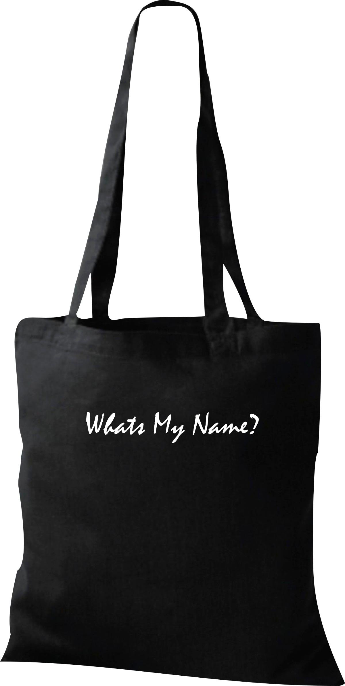Organic-Bag-Shopper-Whats-My-Name-Cook