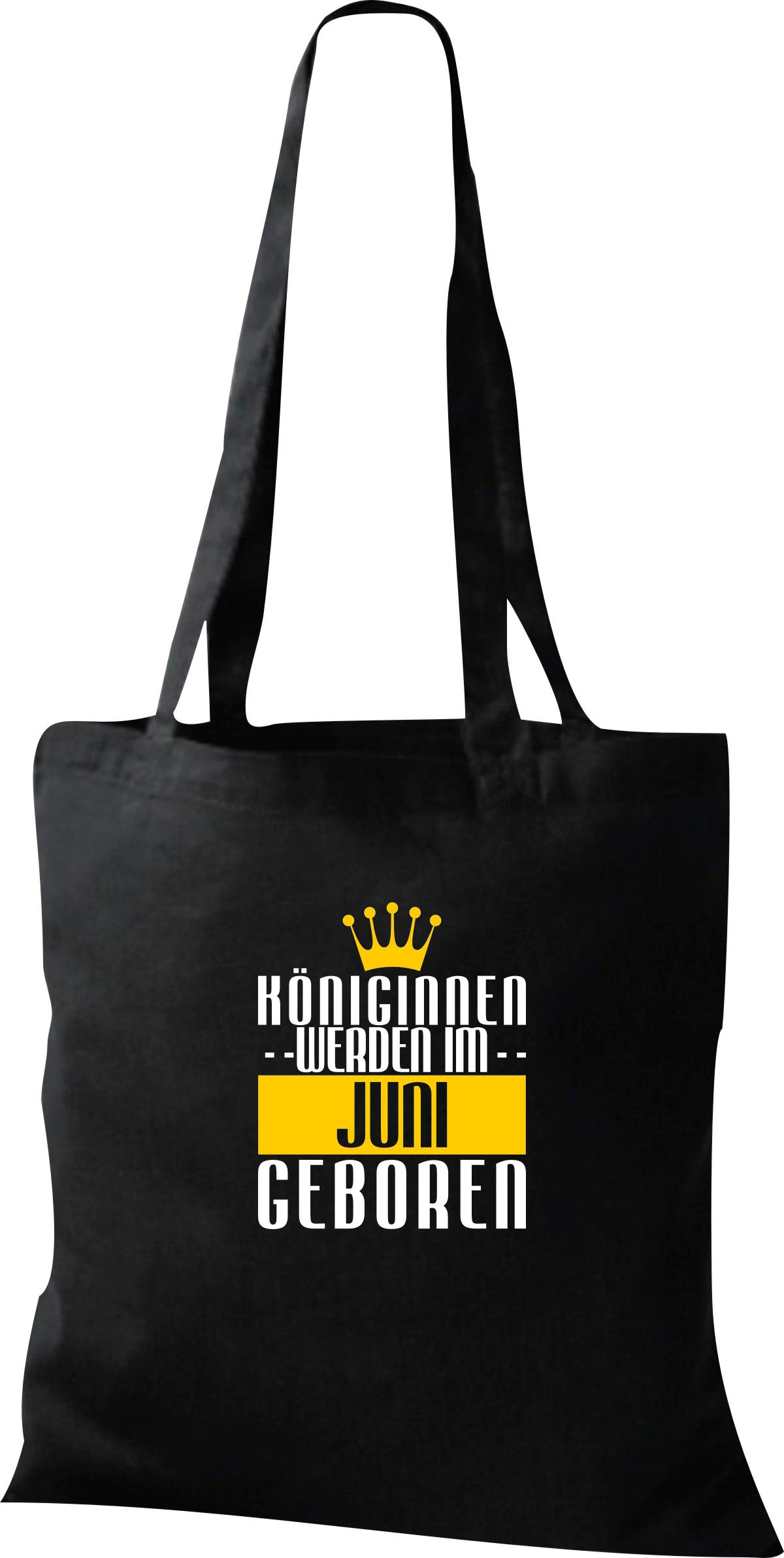Shopping-Bag-Organic-Zen-Shopper-Koeniginnen-werden-im-JUNI-geboren