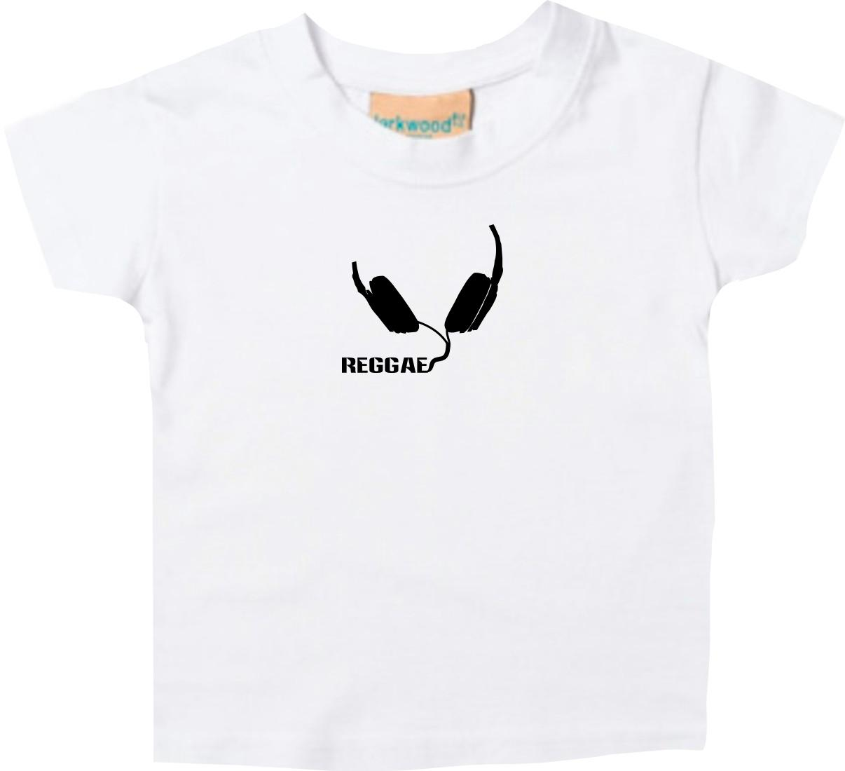 Kinder-T-Shirt-Reggae-Musik-Kopfhoerer-Headphone-Music-Club-Kult-Club-Kult